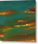 2nd In A Triptych Metal Print