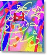 3-10-2015dabcdefghijklmnopqrtuvwxyzabcdefghi Metal Print
