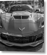 2015 Chevrolet Corvette Zo6 Painted  Metal Print