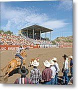 75th Ellensburg Rodeo, Labor Day Metal Print