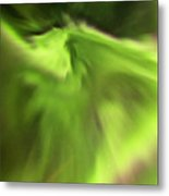 Abstract Aurora Metal Print