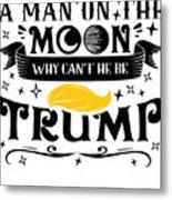 Anti Trump Impeach The President Vote For Dems Light Metal Print