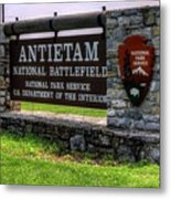 Antietam Battlefield National Park  Metal Print
