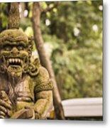 Bali Sculptures Metal Print