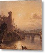 Barnard Castle Metal Print