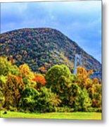 Bear Mountain Bridge  Metal Print