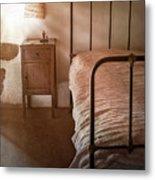 Bedroom Metal Print