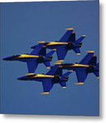 Blue Angels Metal Print