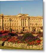 Buckingham Palace, London, Uk. Metal Print