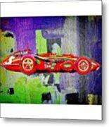#car #sportscar #racecar #nascar Metal Print