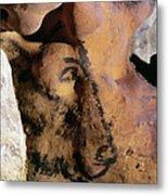 Cave Art: Horse Metal Print
