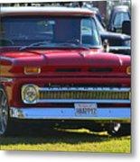 Chevy Pickup Metal Print