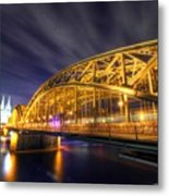 Cologne Germany Metal Print
