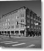 Denver - Lodo District Metal Print