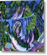 Ernst Ludwig Kirchner Metal Print