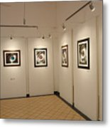 Exhibition Cozumel Museum Metal Print