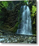 Fall Creek Falls Metal Print