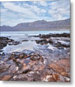 Famara - Lanzarote Metal Print