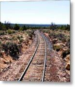 Grand Canyon Railway Metal Print by Thomas R Fletcher