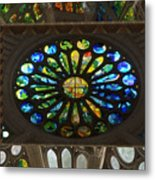Graphic Art From Photo Library Of Photographic Collection Of Christian Churches Temples Of Place Of  Metal Print