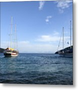 Gulf Of Gokova Metal Print