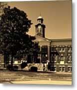 Historic White Hall - Tuskegee University Metal Print