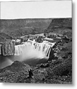 Idaho: Snake River Canyon Metal Print