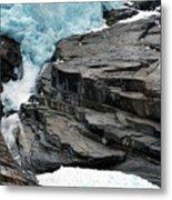 Jostedalsbreen National Park Metal Print