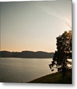 Lake Cumberland Sunset Metal Print