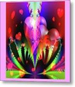 Love And Devotion Metal Print