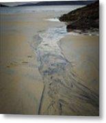 Luskentyre, Isle Of Harris Metal Print
