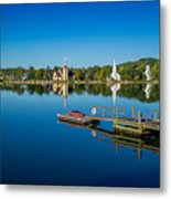 Mahone Bay Metal Print