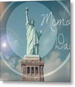 Memorial Day Metal Print