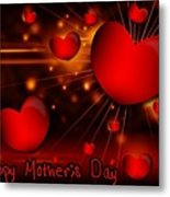 Mother's Day Metal Print