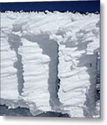 Mount Washington State Park - White Mountains New Hampshire Usa Metal Print