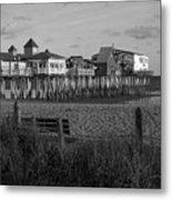 Old Orchard Beach Maine Metal Print