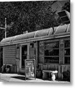 O'rourke's Diner Metal Print