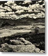 Pleasant Valley Colorado Metal Print