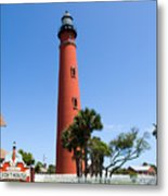Ponce De Leon Inlet Lighthouse  Metal Print