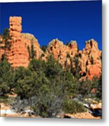 Red Canyon State Park Metal Print