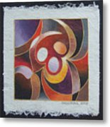 Reki II - Dance For Joy Metal Print