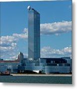 Revel Casino In Atlantic City, New Jersey Metal Print