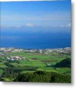 Ribeira Grande - Azores Metal Print