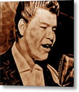 Ritchie Valens Collection Metal Print