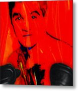 Rocky Marciano Collection Metal Print