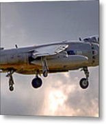 Royal Navy Sea Harrier Metal Print