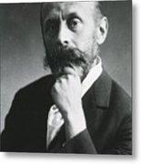 Rudolph Virchow 1821-1902, German Metal Print