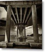 San Marco Bridge Metal Print