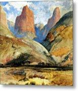 South Utah Metal Print