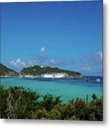 St. Marrten Caribbean Island Metal Print